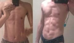 瘦人增肌,带着20斤肌肉回家过年.