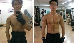男士健身方法――(附3张照片)我是这么练的