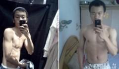 分享我的增重方法――瘦人健身3个半月