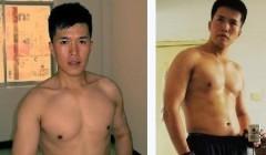 上图说说我的在家健身计划,1年时间三高指标恢复正常.
