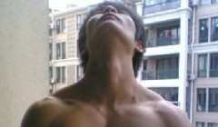 """享受""""金字塔""""给我带来的强烈的肌肉""""泵感"""""""