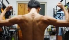 健身4个月有点成果,增重3KG。