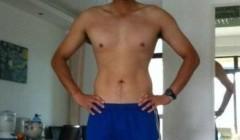 35岁男人健身,谈感想谈体会谈境界。