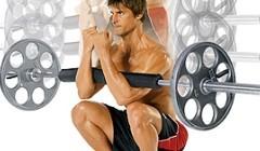 跳跃动作让腿部肌肉训练更加完美