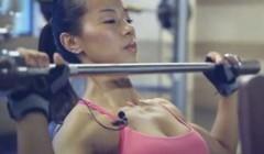 美女教练vivian柏堂静分享的一些健身心得