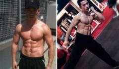 健身成就强者