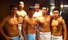 台湾教练开设猛男保证班 帮助瘦弱男圆肌肉梦