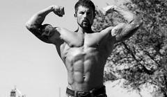 男人都应该让自己的体格强一点,再强一点.