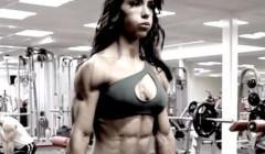 16张女人健身图片