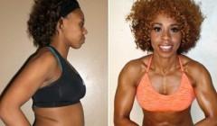 16张健身励志图片,变成任何你想要的样子.