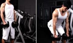 硬拉-哑铃健身的必练动作