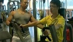 健身会所体验第一天,我与教练之间的问答录。