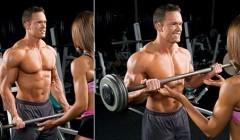 男士健身不仅仅是个体力活儿