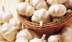 大蒜的功效,天然的强健剂.