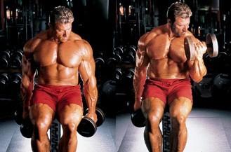 yb亚博体育网页版登录弯举打造男人坚实手臂