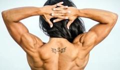 健身打造最完美的身材