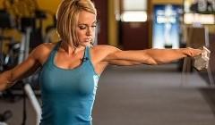 怎么锻炼肩膀肌肉(视频)