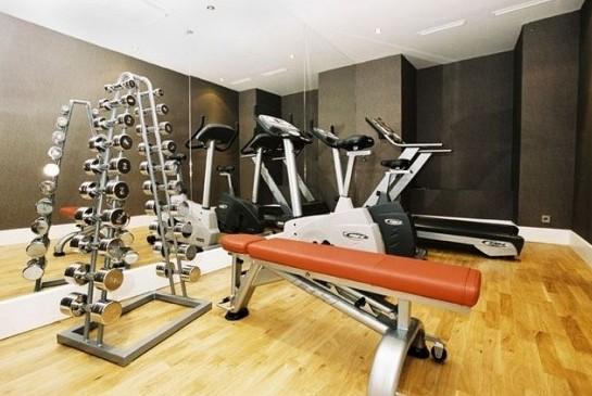 Ideas For Exercise Room