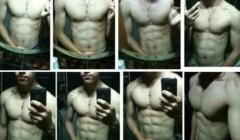5年增肌体会(连载1)_瘦子怎么健身