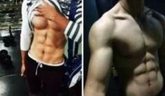 5年增肌体会(连载3)_瘦人怎么增肥