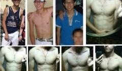 5年增肌体会(连载4)_瘦人健身法