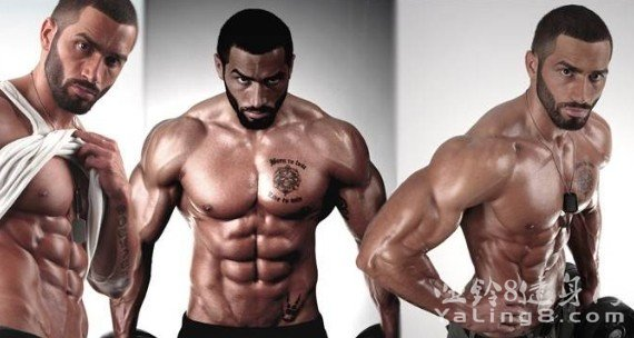 拉扎尔安格洛夫头像_最完美肌肉男人(拉扎尔-安格洛夫Lazar Angelov)访谈