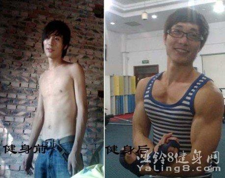 2年100-150斤——瘦人增肥真的很简单