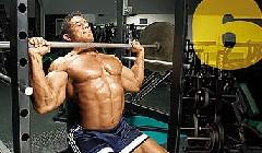 10大健身动作重点锻炼10个部位肌肉,让你在6周内重塑自我