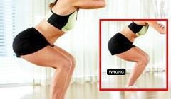 深蹲时膝盖应不应该过脚尖?