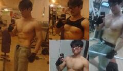 11个月增肌27斤-健身赋予了我太多...