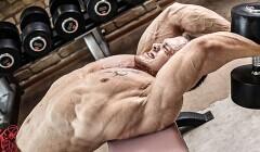 递减组-瘦人增肌肉之神器!