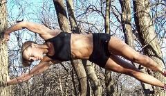 你尝试过这种方式健身吗?