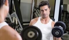 力量训练后肌肉酸痛还可以继续锻炼吗?