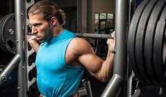 每隔半年停训2~3周对长期肌肉增长更有利