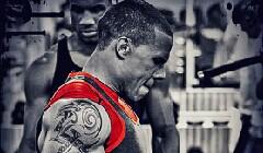肌肉与纹身