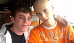 15岁癌症少年的逆袭之路