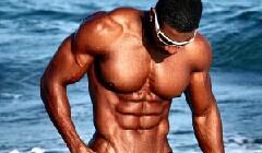 全球身材最好的6位健身模特