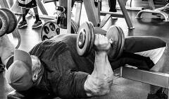 分享胸肌锻炼的4个心得体会