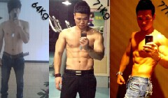 屌丝u乐娱乐youle88从55到77公斤的蜕变