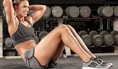 锻炼完美腹肌的八大原则
