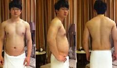 身体瘦弱的我5个月怎么增肥28斤