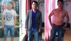 34年的瘦人7个月增重29斤