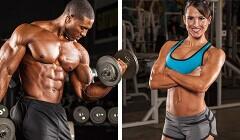 男人强壮必看,10招使你短期内变强壮