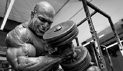 增加肌肉力度感、致密度的动作组数