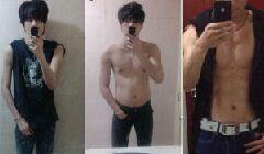 55kg瘦男逆袭后老婆态度巨变