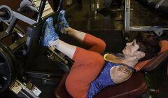 39岁无臂母亲参加健美大赛