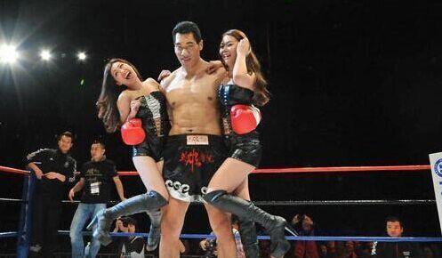 他是中国出场费最高的拳王,超过世界冠