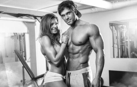 肌肉长时间不练会消失(掉肌肉)、或变成肥肉吗?