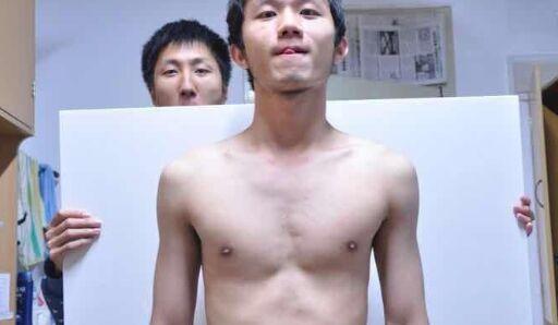 瘦人健身吃增肌粉有效果吗?!看我一年健身增重30斤(110-140)