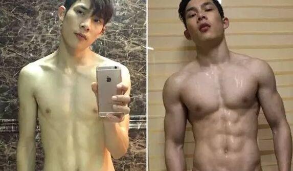 瘦弱退伍兵怎么亚博体育官网下载ios30斤蜕变成肌肉男